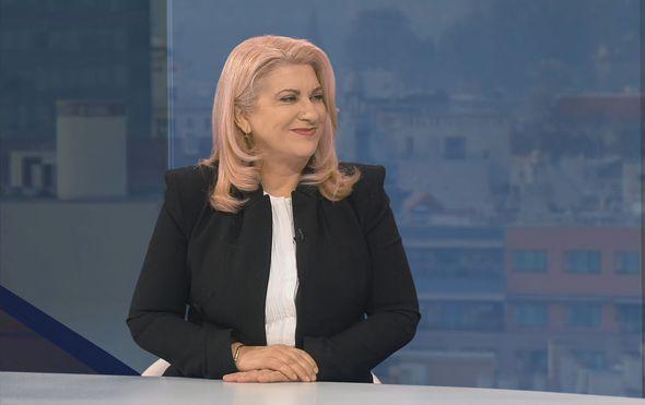 Vesna Škare Ožbolt, kandidatkinja za gradonačelnicu Zagreba