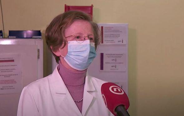 """Alemka Markotić najavila izvrsne rezultate istraživanja i o cjepivu i kada u Hrvatsku stiže cjepivo Johnson & Johnson: """"Kod nekih je primijećeno puno veći broj antitijela"""""""