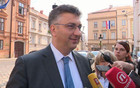 """Plenković: """"Inicijativa oporbe još je jedna u nizu onih koje neće uspjeti"""""""
