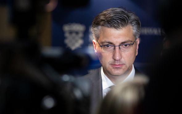 Andrej Plenković (Foto: Davor Puklavec/PIXSELL)