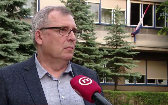 Krunoslav Capak, ravnatelj HZJZ-a,