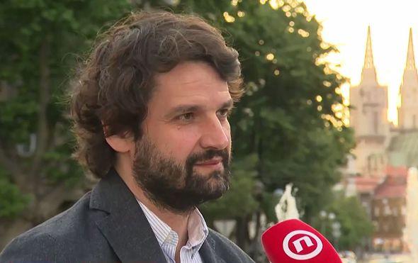 Boris Jokić s Instituta za društvena istraživanja