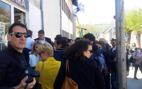 Predsjednik Zoran Milanović u Karlovačkoj županiji - 2