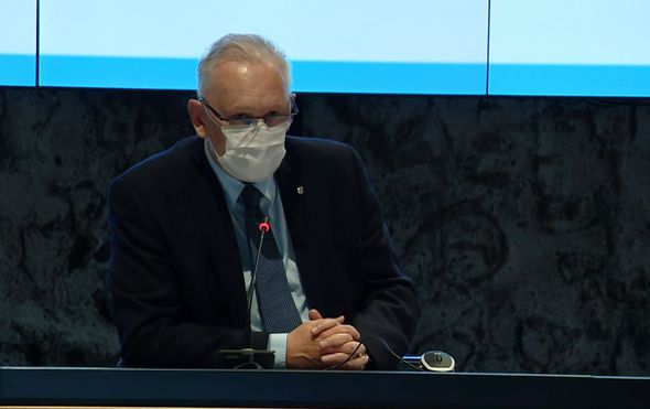 Ministar Davor Božinović