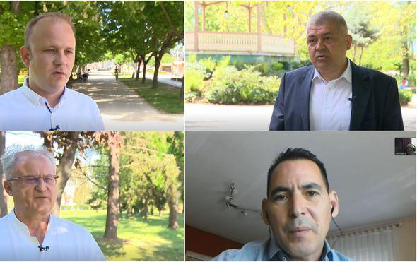 Kandidati za gradonačelnika Koprivnice