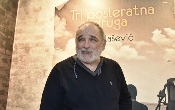 Đorđe Balašević na Interliberu potpisivao novu knjigu Kalendar mog djetinjstva (Foto: Pixsell)