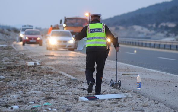 tragedije na hrvatskim cestama tri osobe poginule u teskim nesrecama