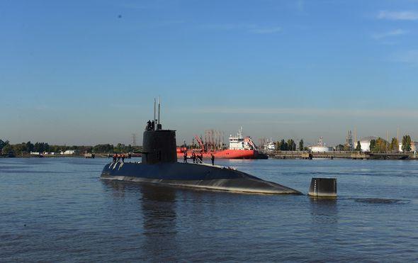 eksplozija u blizini zadnje poznate lokacije nestale argentinske podmornice