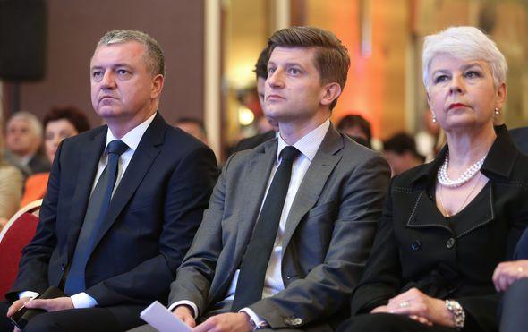 Ministri Horvat i Marić (Foto: Sanjin Strukic/PIXSELL)