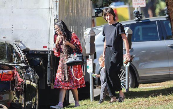 Demi Moore i Maša Mandžuka (Foto: Profimedia)