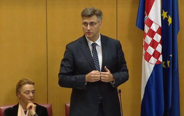 Plenković: Ni Kajkić ni Gregurić nisu obavijestili hrvatsku policiju o ispitivanju na Bajakovu