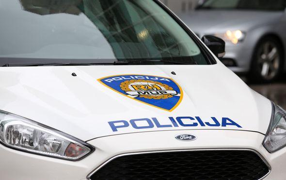 Policijski automobil, ilustracija (Foto: Pixsell, Duško Jaramaz)