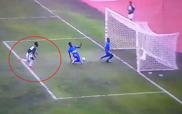 Promašaj s utakmice Lesoto – Tanzanija