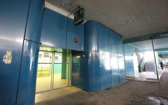 Bolnica u Dubravi (Foto: Pixsell,Luka Stanzl)