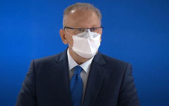 Ministar Davor Božinović o novim mjerama