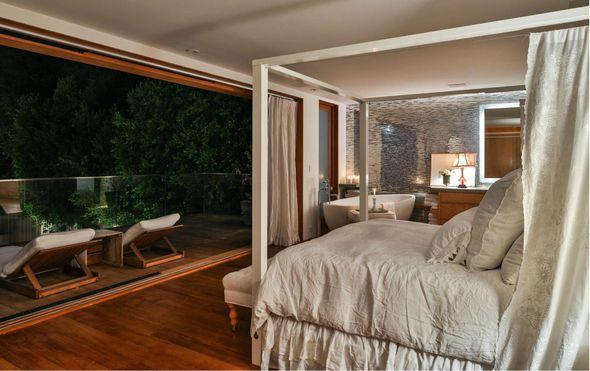 Spavaća soba Pamele Anderson