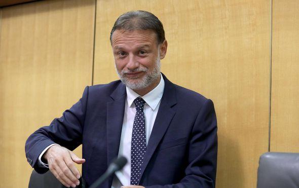Gordan Jandroković (Foto: Patrik Macek/PIXSELL)