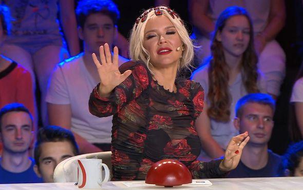 Supertalent 2018 Maja Šuput