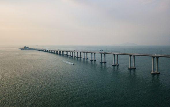 Najduži most na svijetu (Foto: AFP) 3