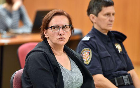 Smiljana Srnec u sudnici (Foto: Vjeran Zganec Rogulja/PIXSELL) - 8