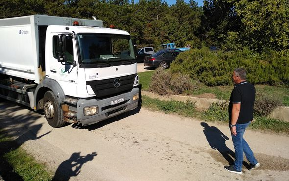 Drama u Sinju zbog vrgoračkog otpada: Miro Bulj sa stanovnicima sinjske okolice spriječio iskrcaj smeća
