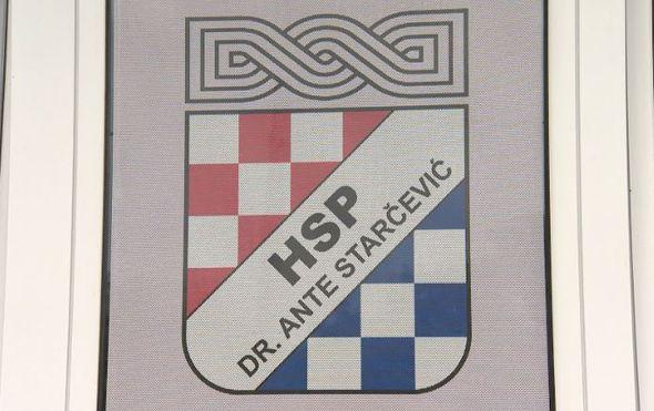 Grb HSP-a (Foto: Dnevnik.hr)