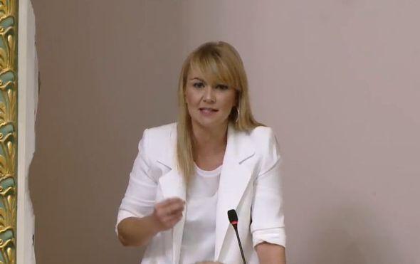 """Bruna Esih odgovorila premijeru Andreju Plenkoviću: """"Ako sam ja Goebbels, on je Marx"""""""