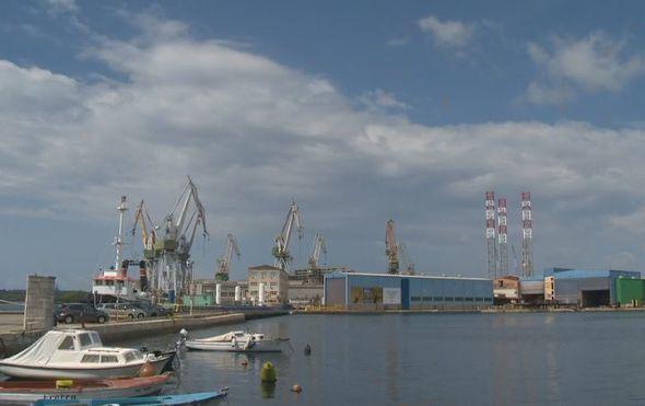 Brodogradilište Uljanik (Foto: Dnevnik.hr) - 1