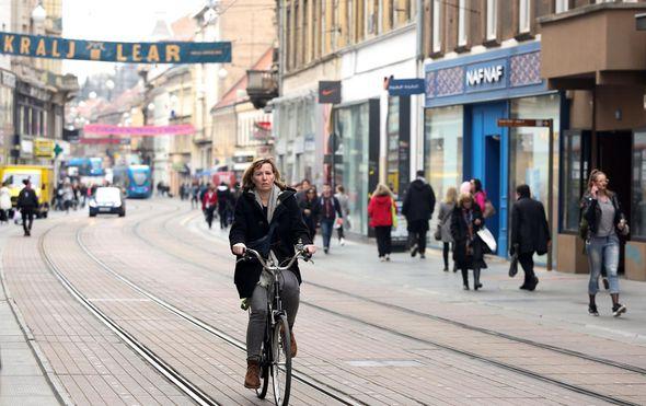 Ako ste danas planirali autom u centar Zagreba – odustanite: Zabranjen promet središtem metropole