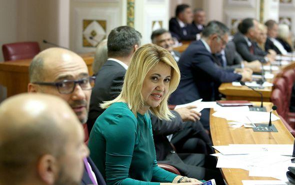 Milanka Opačić otišla iz SDP-a i ostavila stranci dug od 18.000 kuna za članarinu