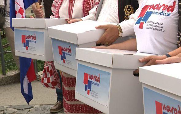 Narod odlučuje: Potpisa ima dovoljno, a mi komentiramo samo službene laži ministra Kuščevića