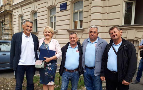 Branitelji prijavili Pupovca (Foto: Dnevnik.hr)