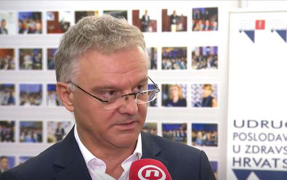 Dražen Jurković, direktor Udruge poslodavaca u zdravstvu