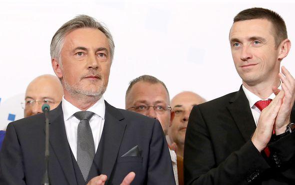 Miroslav Škoro i Ivan Penava