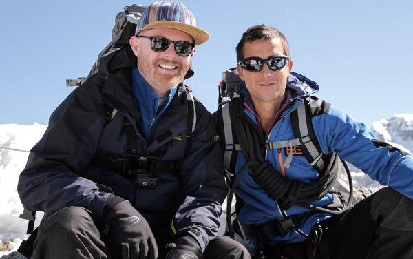 U divljini s Bearom Gryllsom, 1. kolovoza