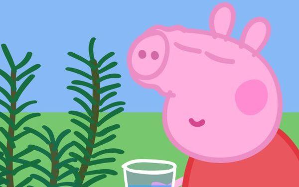Peppa Pig, 25. rujna