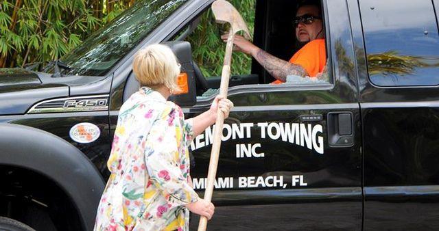 Vučna služba Miami 1. sezona - 20