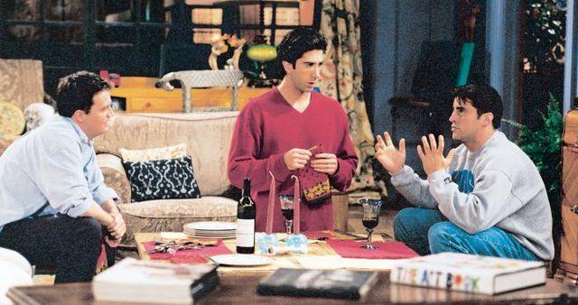 Prijatelji 5. sezona epizode - 4