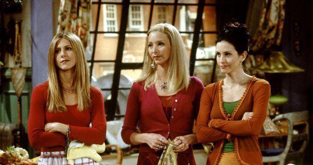 Prijatelji 6. sezona epizode - 10