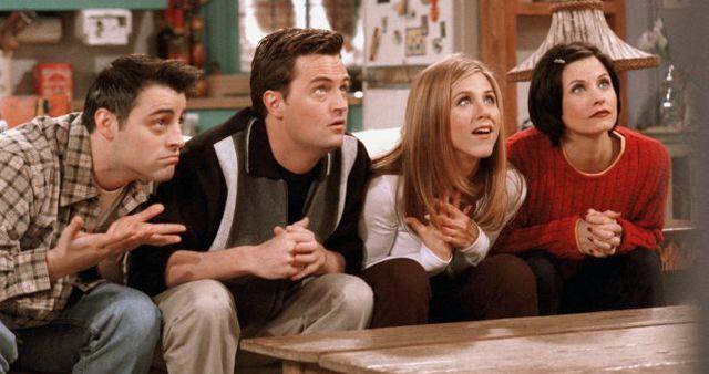 Prijatelji 4. sezona epizode - 4