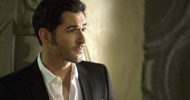 Lucifer, tom ellis - 2