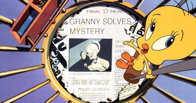 Sylvester i Tweety 5. sezona epizode - 4