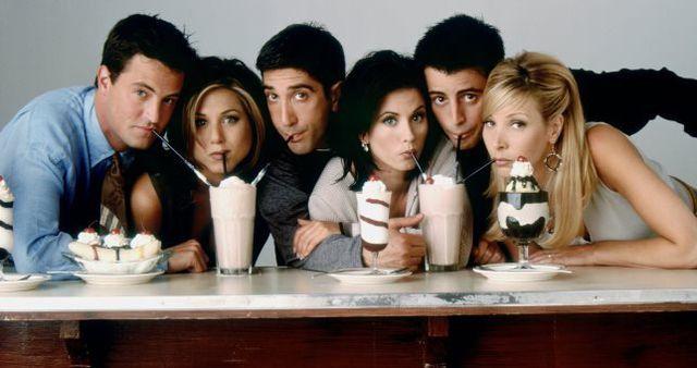 Prijatelji 2. sezona epizode - 5