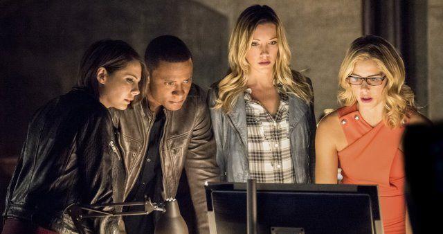 Arrow, 4. sezona - 5
