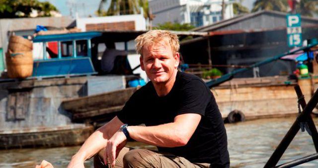 Velika avantura Gordona Ramsayja 2.sezona exposed