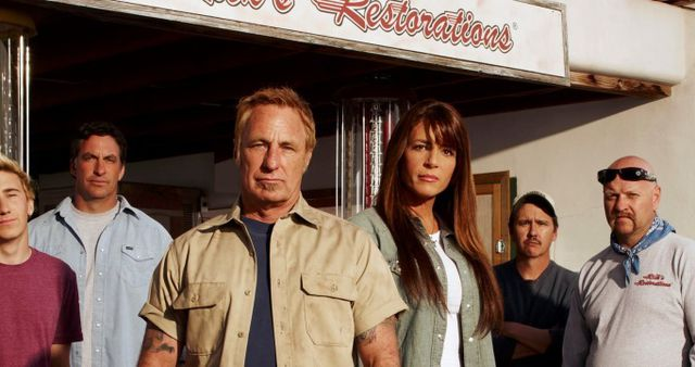 Restauratori 2. sezona - 12