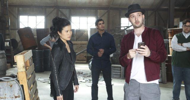 Škorpion 1. sezona epizode - 15