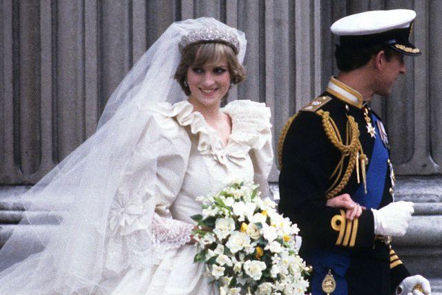 Vjenčanje princeze Diane