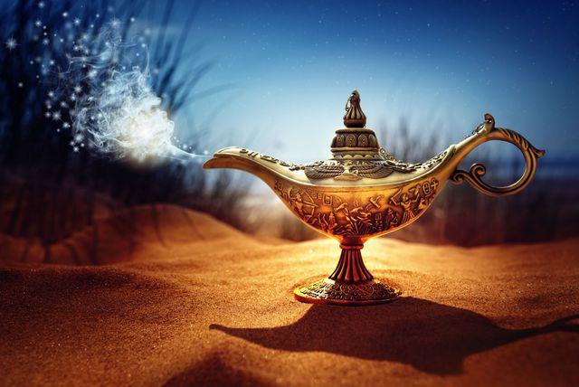 Čarobna svjetiljka