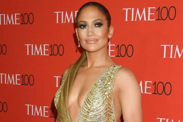 Jennifer Lopez u drskoj haljini dizajnera Zuhaira Murada - 4